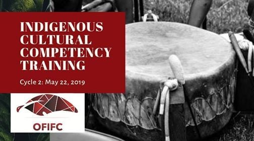 Indigenous Cultural Competency Training Cycle 2