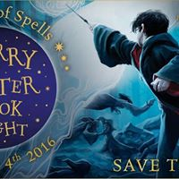 Harry Potter Book Night 2016