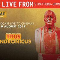 RSC Live Titus Andronicus [12A]