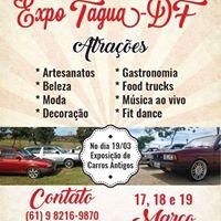 4 Edio do Expo Tagua-DF