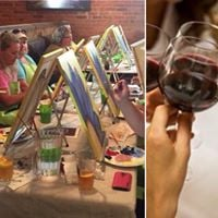 Whispering Waters Paint Party