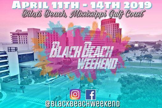 Black Beach Weekend 2019