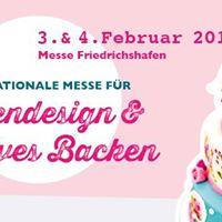 My cake Messe Friedrichshafen 2018