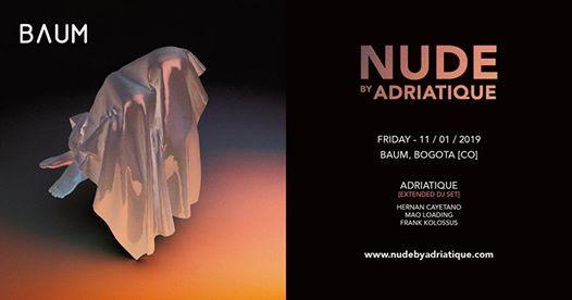 NUDE by Adriatique  BAUM Bogota