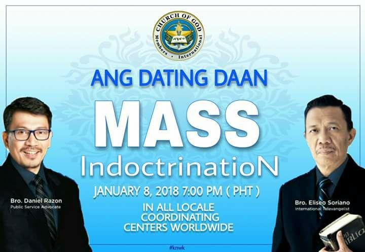 ang dating daan mass indoctrination invitation maksud dari hook up