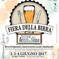 Fiera della Birra e Festival degli Artisti di Strada ACQUI TERME