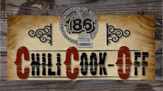 The EAA 186 19th Annual Chili Cook-Off