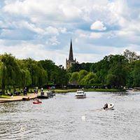 Stratford-upon-Avon with Global Buddies