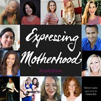 Expressing Motherhood April 2018
