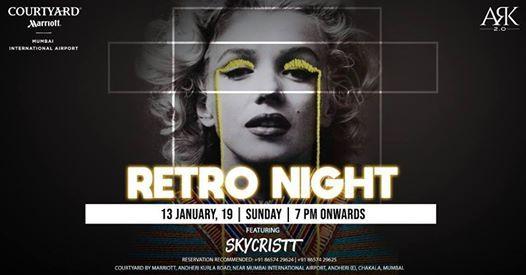 Rertro Night