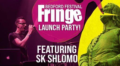 Bedfringe 13 Launch Party