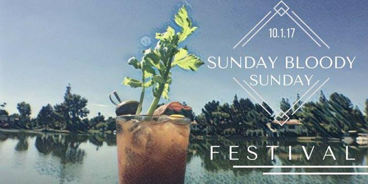 Sunday Bloody Sunday Festival