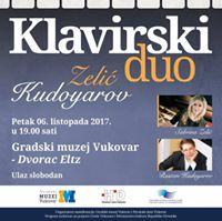 Klavirski duo Zeli Kudoyarov