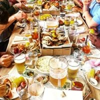 Maryland Blue Crab Dinner