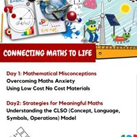Connecting Maths to Life