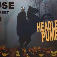 Headless Horsemans Pumpkin Carving