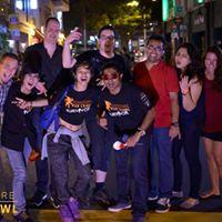 TGIF with Singapore Pub Crawl