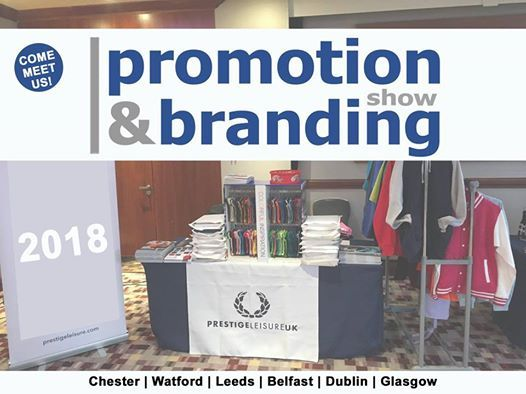 Promotion and Branding Show - Dublin
