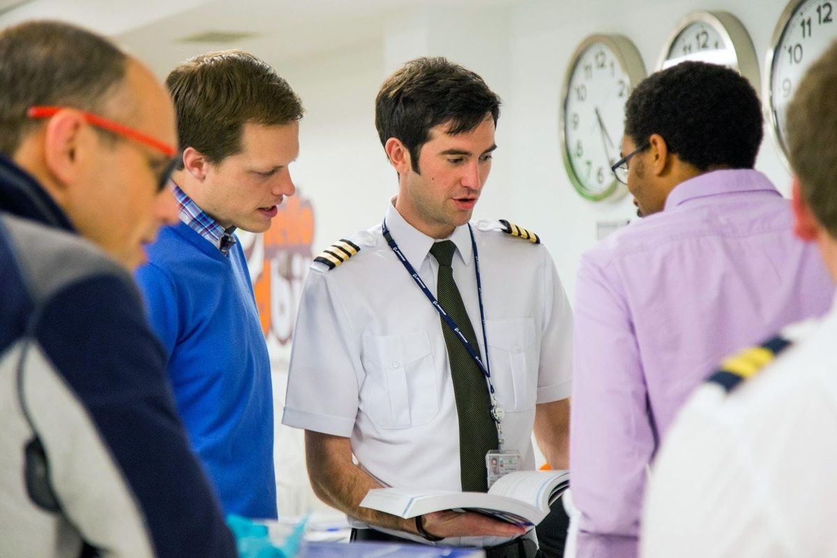 CAE Pilot Career Day  Brussels