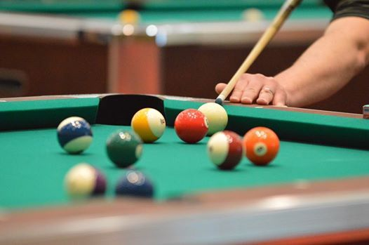 VNEA PA State 8-Ball Championships at Bayfront Convention