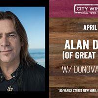 Alan Doyle (of Great Big Sea) w Donovan Woods