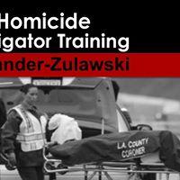 Lead Homicide Investigators in Pasadena TX