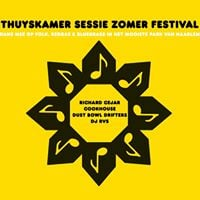 Thuyskamer Sessie Zomer Festival
