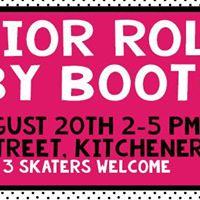 Junior Roller Derby Bootcamp