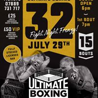 Ultimate Boxing 32 - Fight Night Frenzy