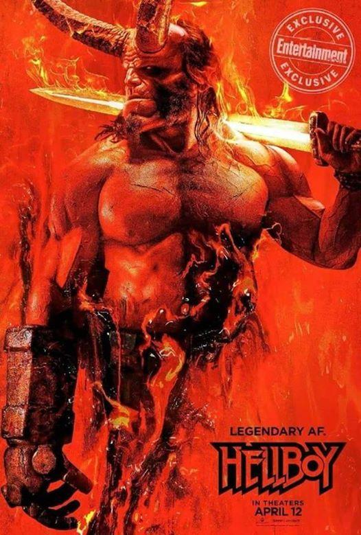 Sortie hellboy 3