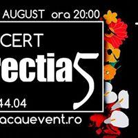 Concert Directia 5 in Bacau