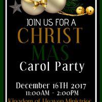 Christmas Cantata (Christmas Carol Party)