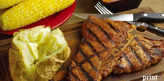 Chef Mike Garaghty: Steakhouse Cuisine
