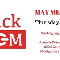 hackMGM May Meeting 2