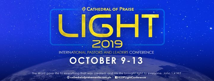 Light 2019 Pastors and Leaders Conference | Manila