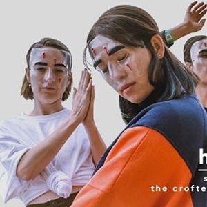 Haiku Hands live at The Crofters Rights Bristol