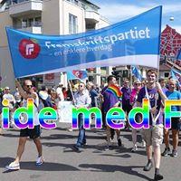 Oslo Pride med FpU