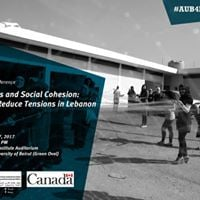 Refugees and Social Cohesion How to Reduce Tensions in Lebanon