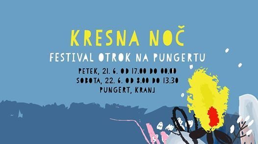Kresna no - Festival otrok