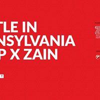 Castle in Transylvania Shop X ZAIN Exhibition