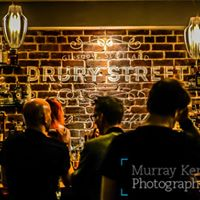 DJ QUARTERBACK  DRURY STREET