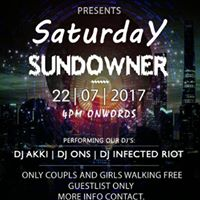 SATURDAY SUNDOWNER ( Punjabi Vs Edm)