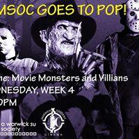 FilmSoc goes to Pop