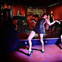 LIVE BAND Burlesque-June 7th