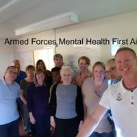 Mental Health First Aid For The Armed Forces Community