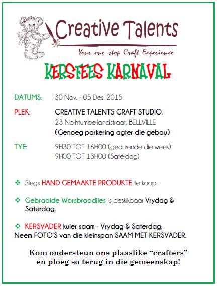 Creative Talents Craft market at Shop 5, 23 Northumberland ...