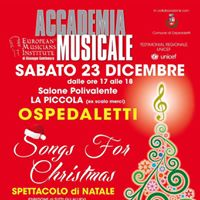 Spettacolo di Natale - Songs for Christmas