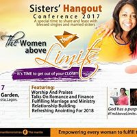 Sisters Hangout Conference 2017