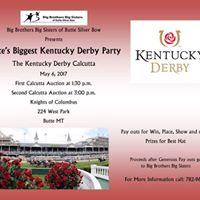 The Kentucky Derby Calcutta