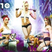 TWERK Show by Yana ft. DJ Smooth - Lets Twerk Baby Bad girls